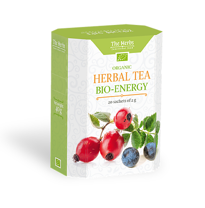 Bio-Energy Herbal Tea