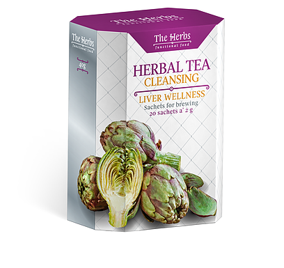 Liver Wellness Herbal Tea