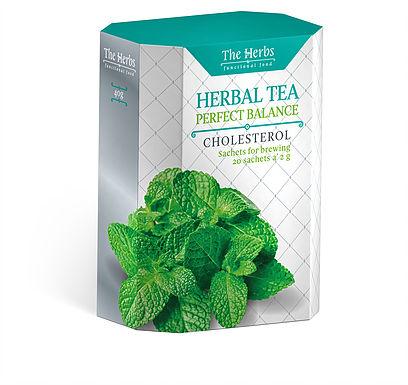 Cholesterol Herbal Tea